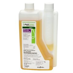 AVID 0.15EC Miticide Insecticide Thrips Leafminers, Quart!