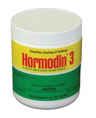 Hormodin #3 Rooting Hormone (0.8% IBA) - 0.5 pound jar