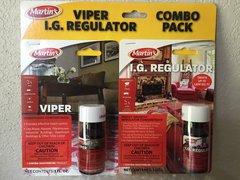 Viper 1oz Plus IG Regulator 1oz Combo Pack For Indoor Pest Control