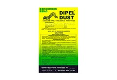 Southern Ag DIPEL® DUST - BIOLOGICAL INSECTICIDE (4 lbs.)