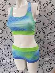 **new**Under the sea. Racer top