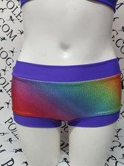 Rainbow diamond dust bottoms