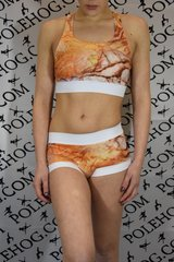 Amber onyx bottoms