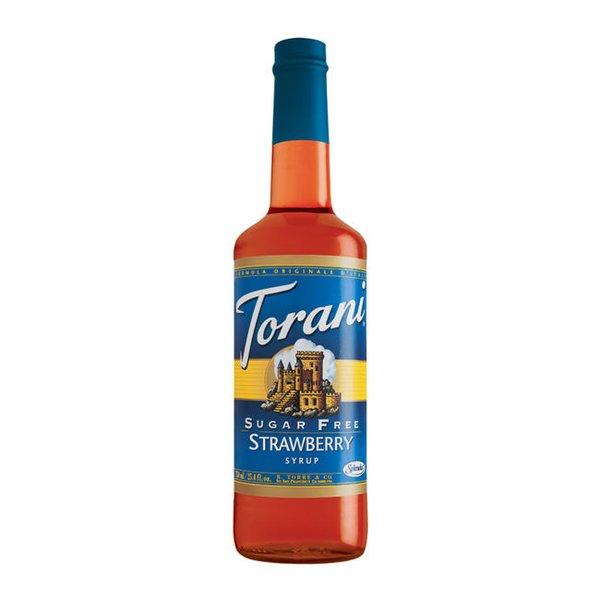 Torani Strawberry Syrup Sugar Free