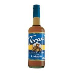 Torani Caramel Classic Syrup Sugar Free