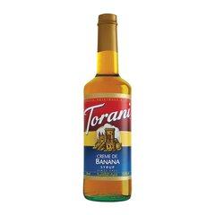 Torani Creme De Banana Syrup