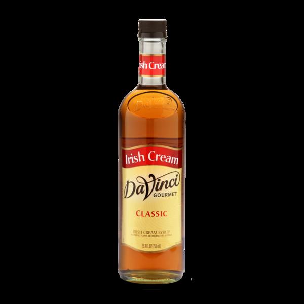 DaVinci Gourmet® Classic Syrup - Irish Cream