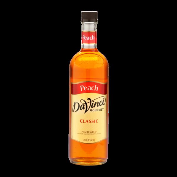 DaVinci Gourmet® Classic Syrup - Peach