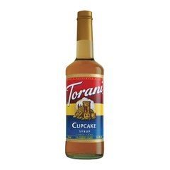 Torani Cupcake Syrup