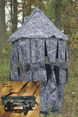 The Bowmaster Bow Blind w/ TM100