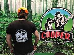 COOPER HUNTING T-SHIRT