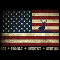 GOD FAMILY COUNTRY HUNTING