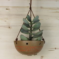 hanging planter 4-SOLD