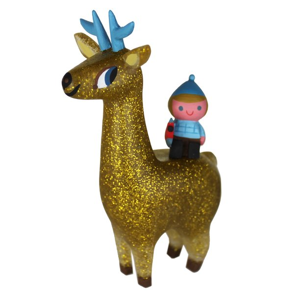 Golden Stag-SOLD OUT