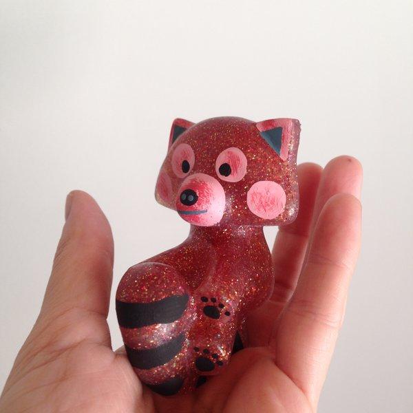 Sparkle Red Panda