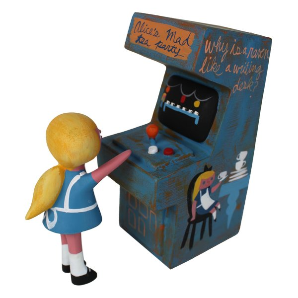 Alice's Mad Tea Party arcade set-SOLD OUT