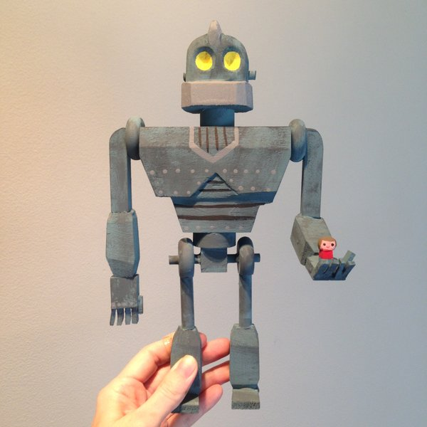 the iron giant-SOLD OUT