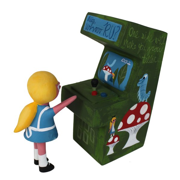 Alice, Who RU arcade set-SOLD OUT