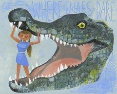 Where Eagles Dare print
