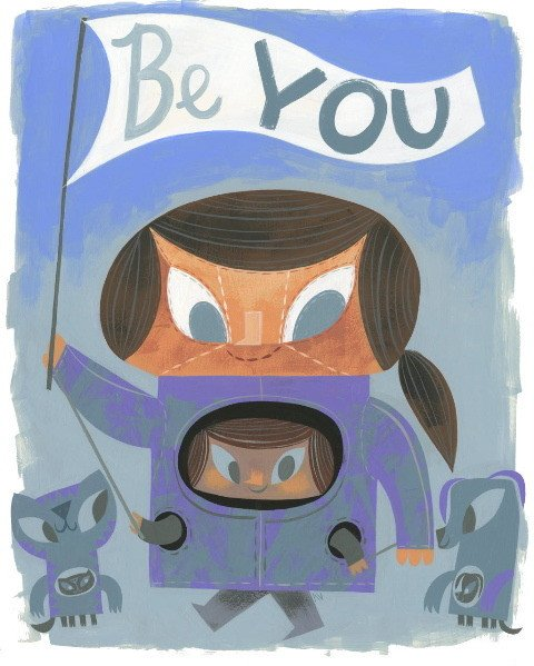Be You poster