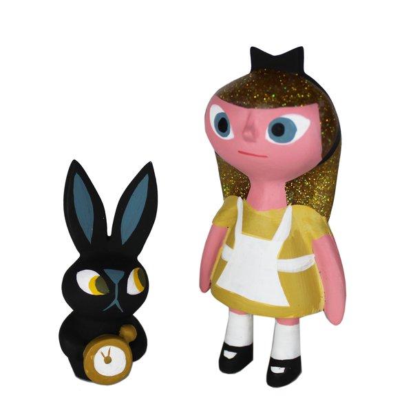 Black Rabbit Alice