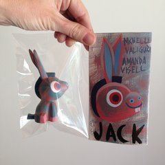 Jack mini donkey figure-sold out