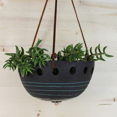 hanging planter 3-SOLD