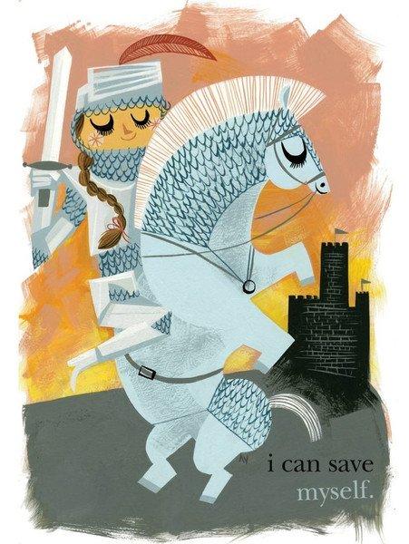 I Can Save Myself