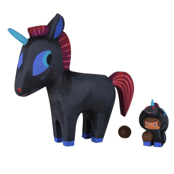evil poopicorn and rider- sold out