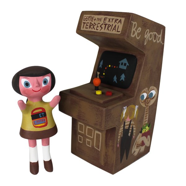 Gertie and the Extra Terrestrial arcade