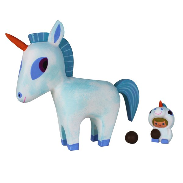 poopicorn and rider- sold out