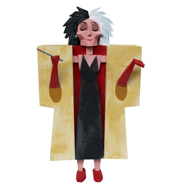 Cruella wood idol