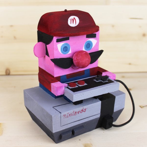 Player One Mario