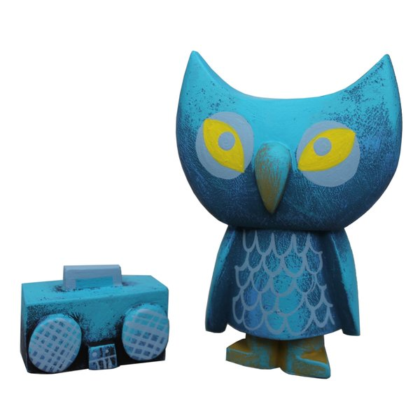 Moonglow Howl and Boombox resin set-sold out