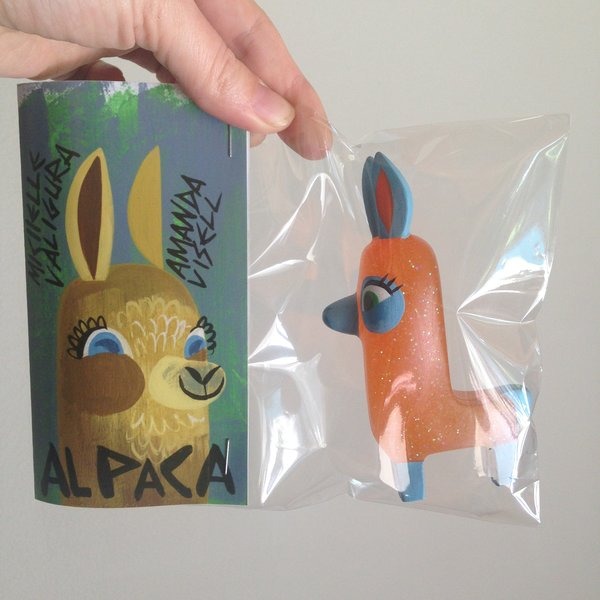Orangesicle Alpaca-SOLD OUT
