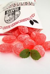 Naturally Flavored Old Fashioned Hard Candy Claeys ~ Peppermint