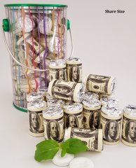 The Mint Shack Money Mints Candy Tins