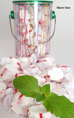 The Mint Shack Salt Water Peppermint Taffy Candy Tins