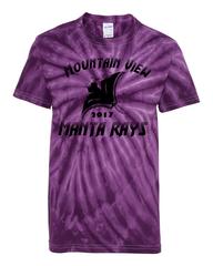 Manta Tie Dye Crew Tshirt