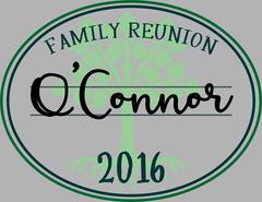 Family Reunion Stamp Customizable Tee or tank
