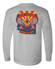 Firefighter Motorcycle Group AZ Chapter Long Sleeved