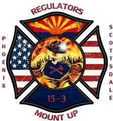 15-3 REGULATORS - MOUNT UP
