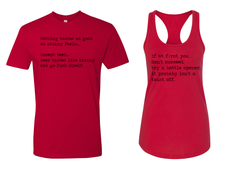 ***NEWEST*** OCP Wisdom Tshirt or Tank