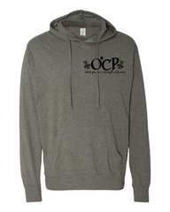 OCP stranger only once hoodie