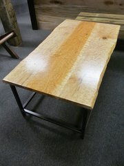 2' X 4' Bird's Eye Maple Top
