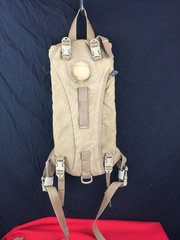 USMC Military 3L 100oz Hydration Carrier Backpack Camelback ILBE Coyote Brown S2