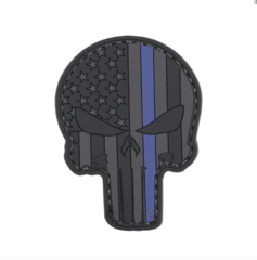 PVC MORALE PATCH - L.E. PUNISHER