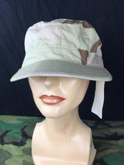 US MILITARY ARMY BDU DCU CAP HAT DESERT CAMOUFLAGE