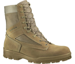 "Men's 8"" DuraShocks Desert Steel Toe Boot"
