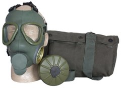 Serbian Army Issue Gas Mask